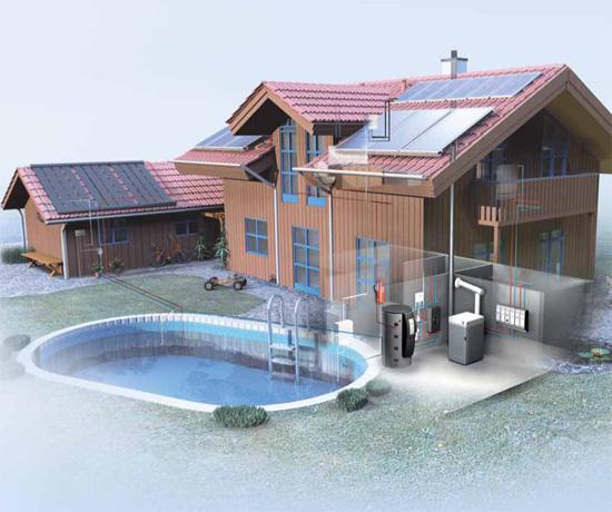 spring gmbh sanit r und heizungsbedarf heizung und solar. Black Bedroom Furniture Sets. Home Design Ideas